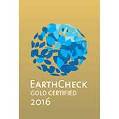 Gold Certification of EarthCheck