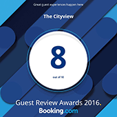 Booking.com 2016 Guest Review Awards, booking.com 2016 好評住宿獎
