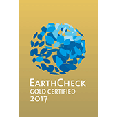 EarthCheck Gold Certification