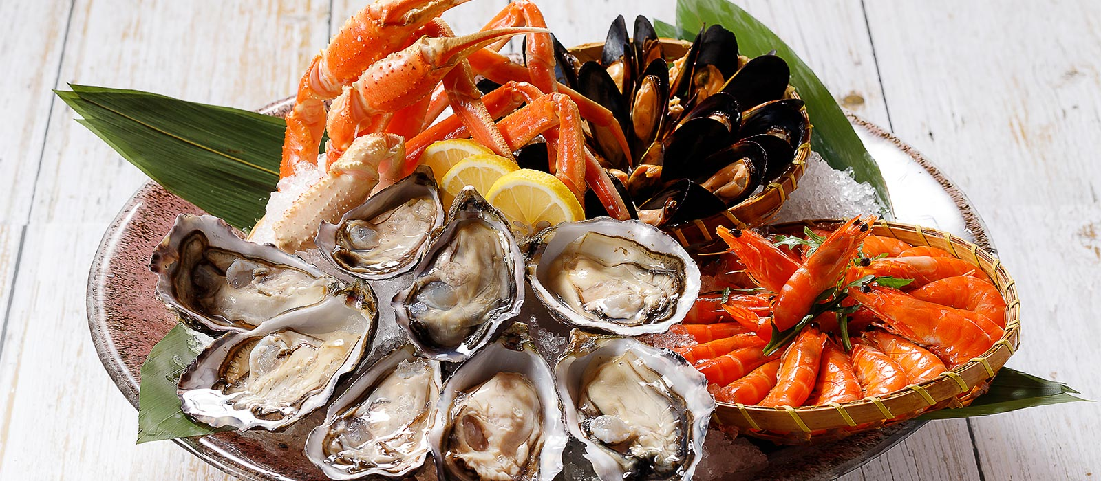 Room Offers - Seafood Extravaganza Room Package