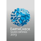 EarthCheck Silver Certified