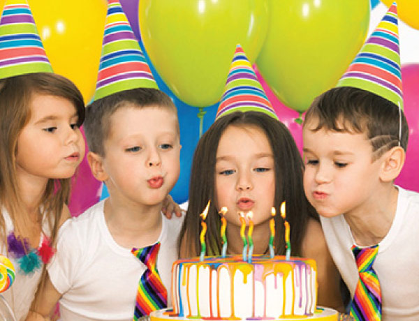 Children's Birthday Party Package